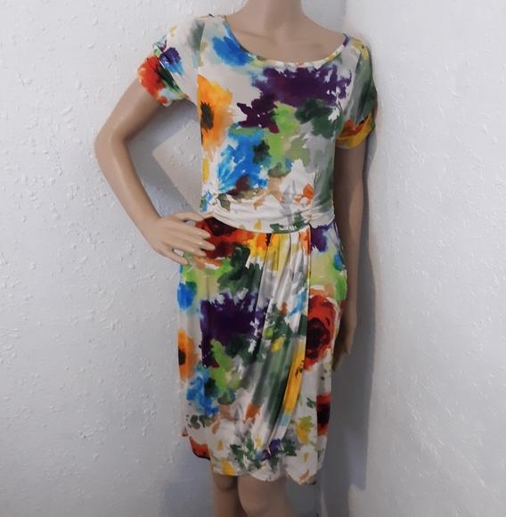 Anthropologie Dresses & Skirts - Weston wear gathered hemlock dress